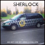 Art Car by Angela Kallsen 2014